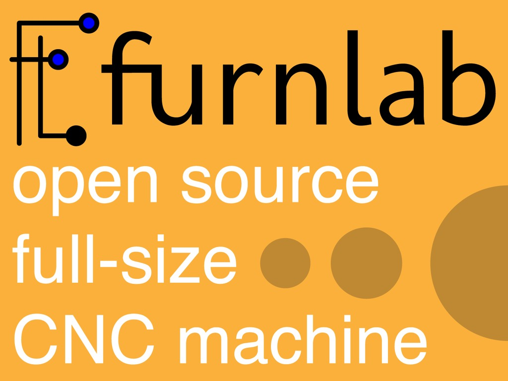 FurnLab Open Source CNC: Make Production Local Again's video poster