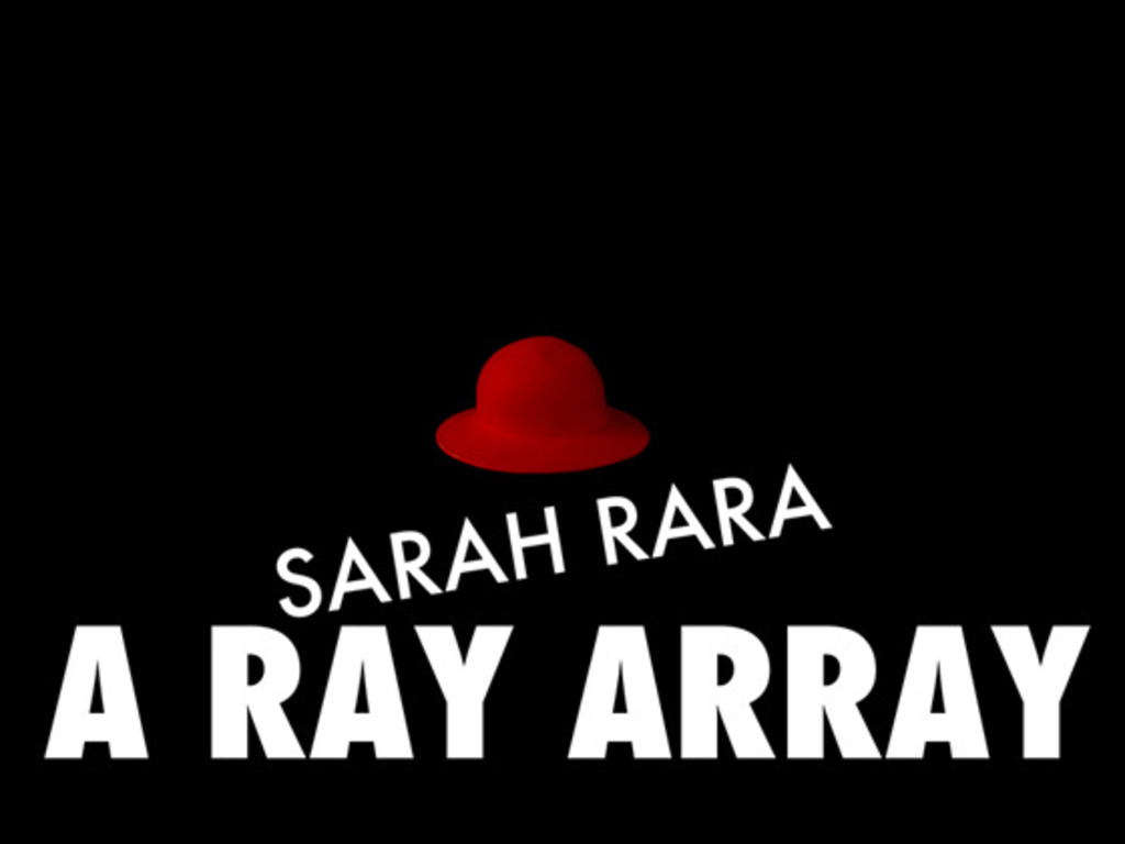 A RAY ARRAY's video poster