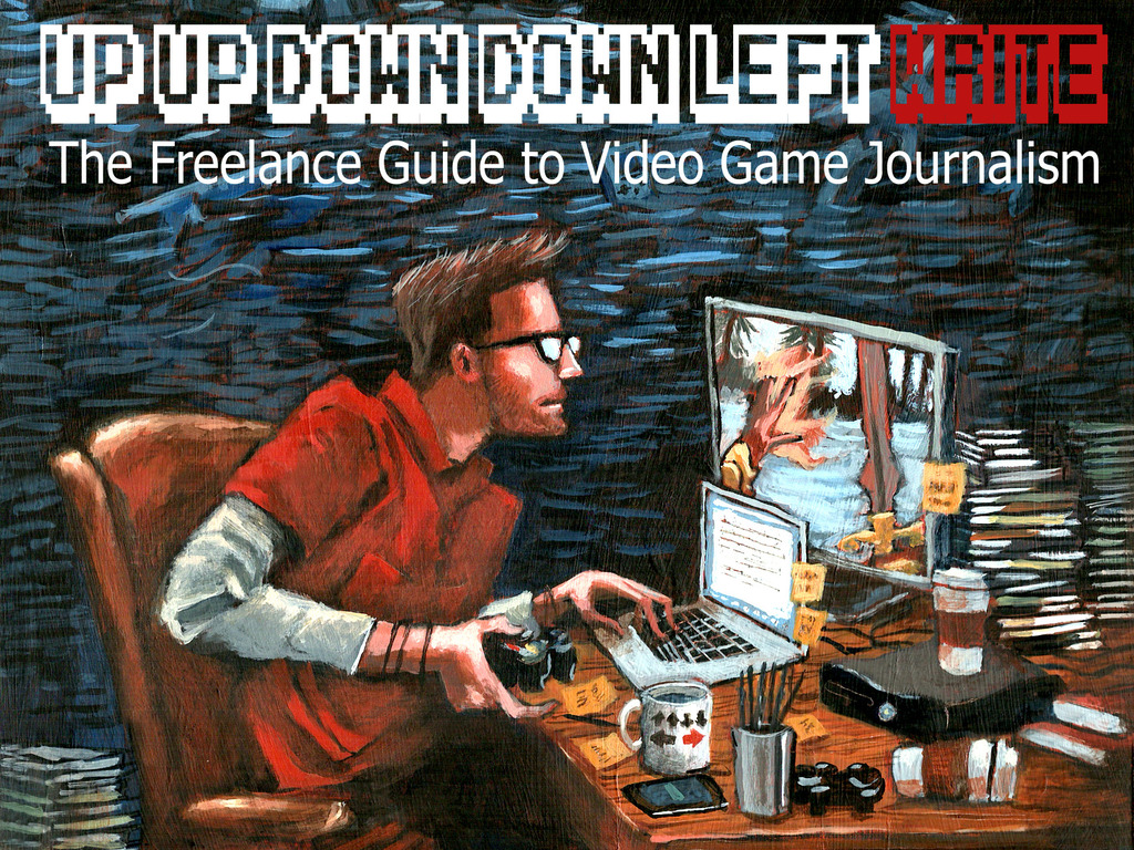 A How-To Guide for Freelance Video Game Journalists's video poster