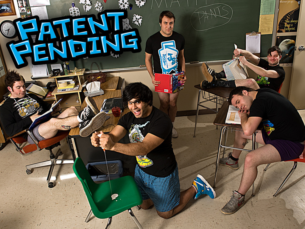 Patent Pending wants to continue making music!'s video poster