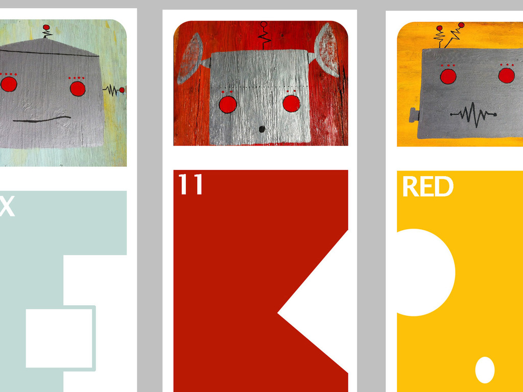 Bot marks for your bot books. Retro robot themed bookmarks.'s video poster