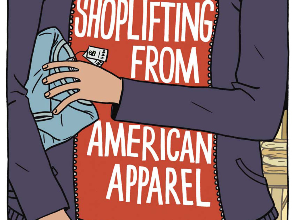 Shoplifting from American Apparel (Movie) (Canceled)'s video poster