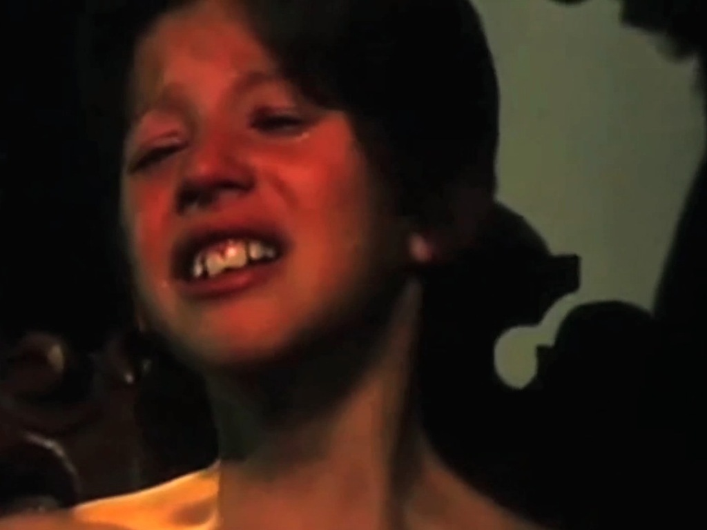 "Adan Jodorowsky's ""The Voice Thief""  Film's video poster"