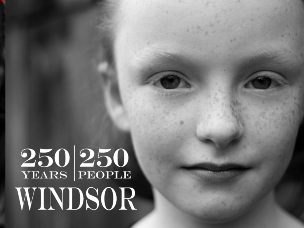 250 Years/250 People: Windsor Vermont's video poster