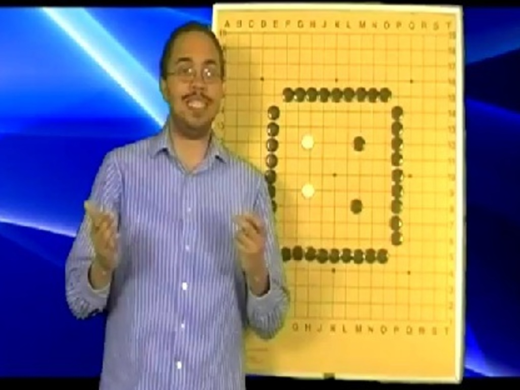 Ancient Chinese Strategy Game of Go: Video Series's video poster