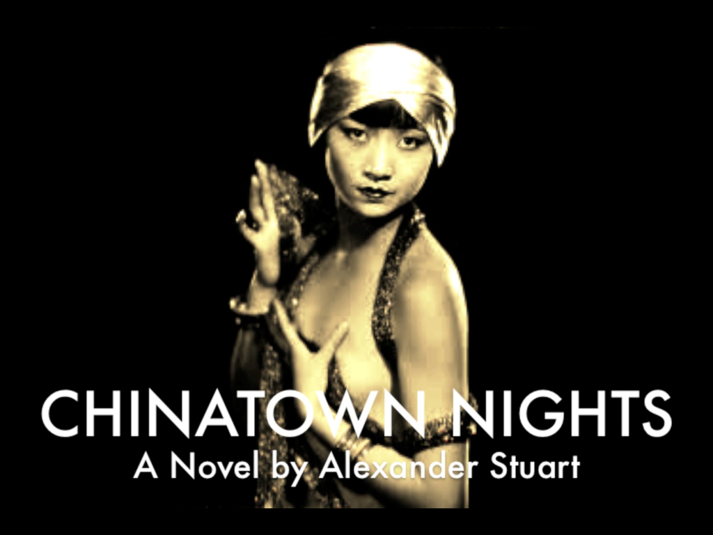 Chinatown Nights - A Novel by Alexander Stuart's video poster