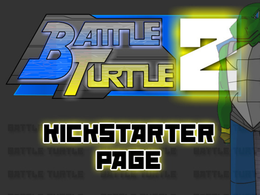 Battle Turtle 2's video poster