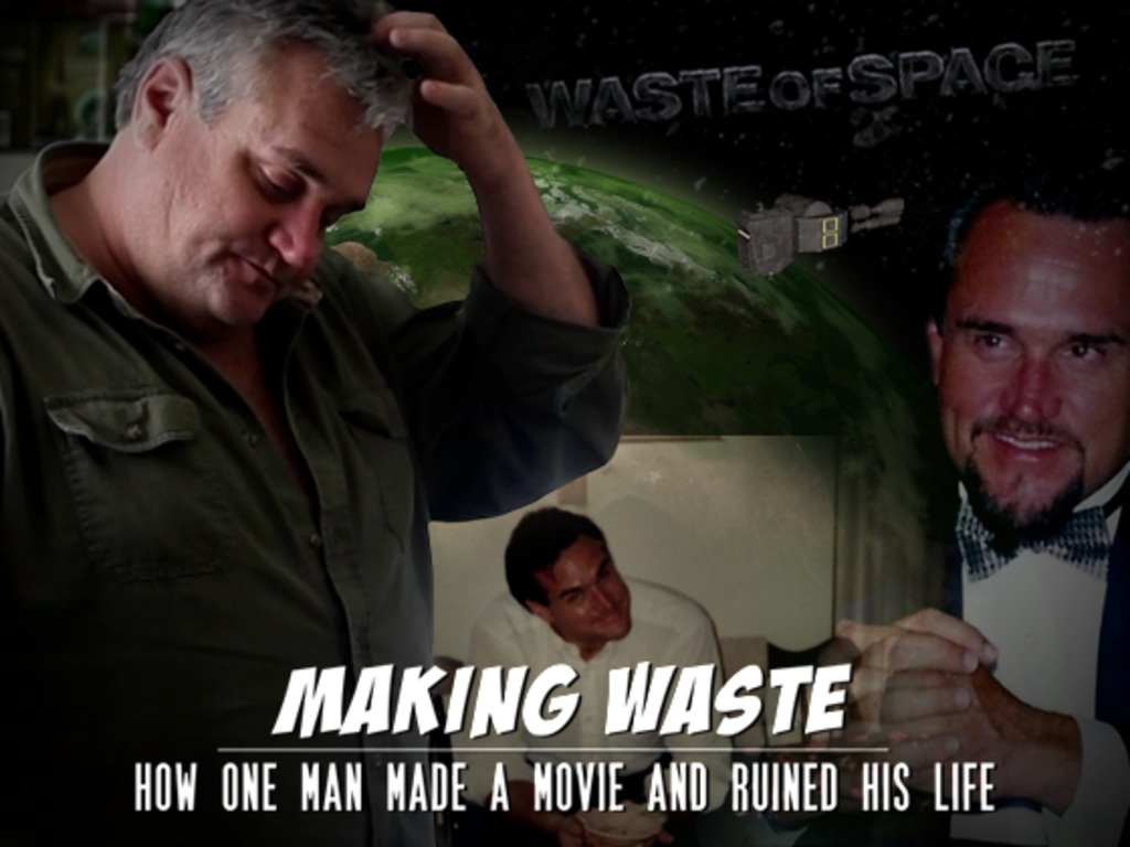 Making Waste: How One Man Made A Movie And Ruined His Life's video poster