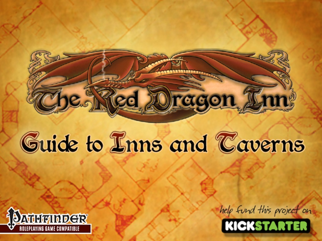 Red Dragon Inn Pathfinder Sourcebook's video poster