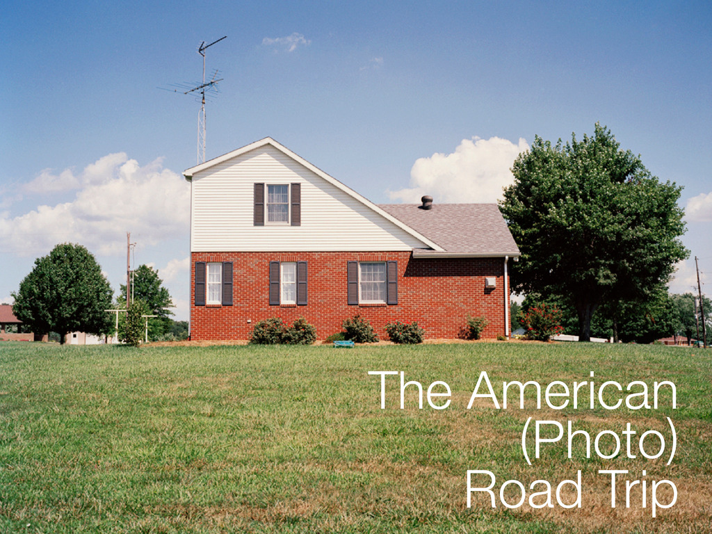 The American (Photo) Road Trip's video poster