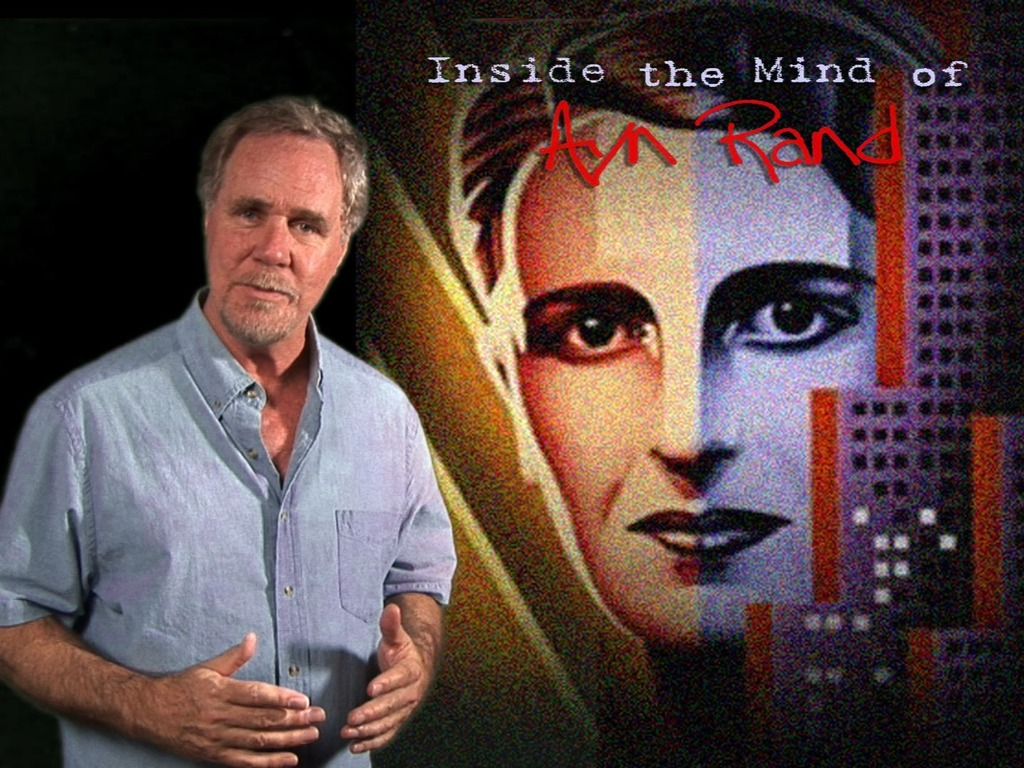 Inside the Mind of Ayn Rand: A New Feature Film's video poster