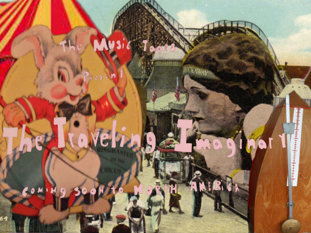 The Music Tapes Present: The Traveling Imaginary's video poster