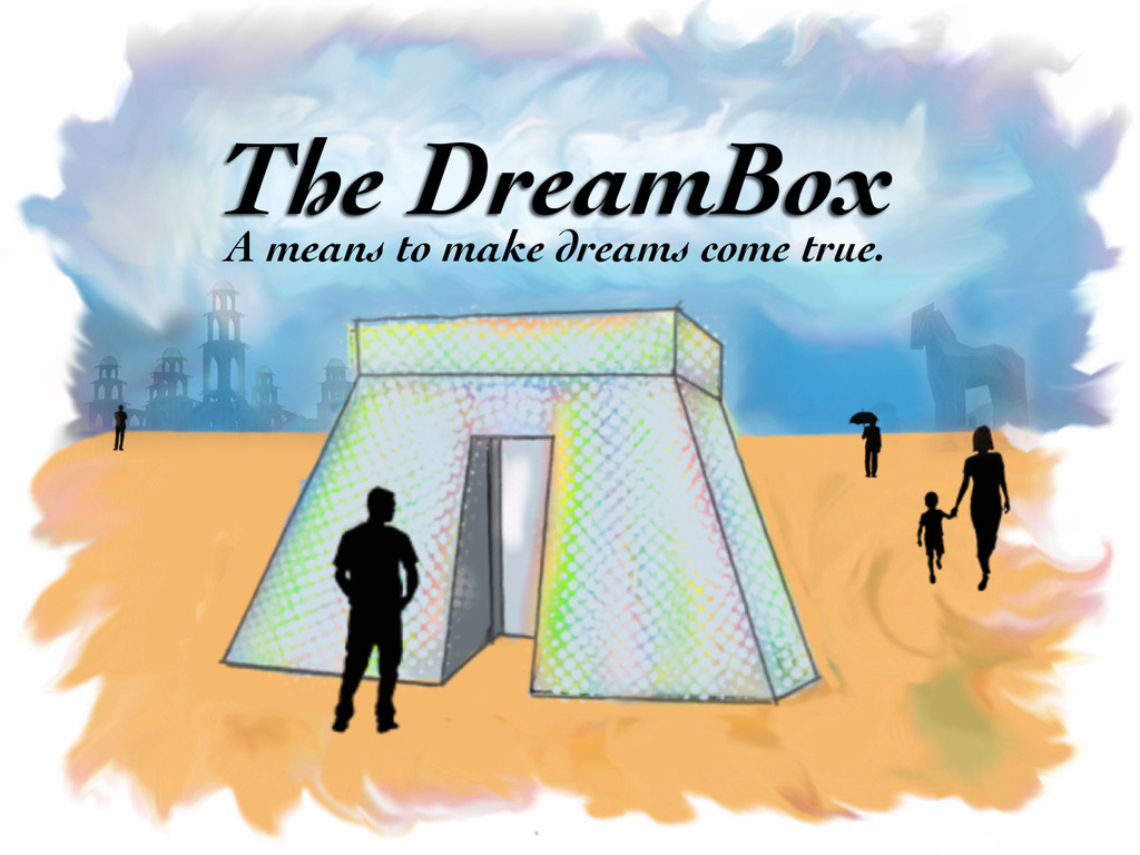 Project: DreamBox's video poster