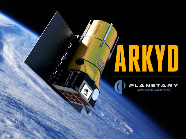 ARKYD: A Space Telescope for Everyone's video poster