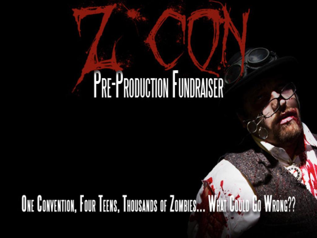 Z*Con Pre-Production Fundraiser's video poster