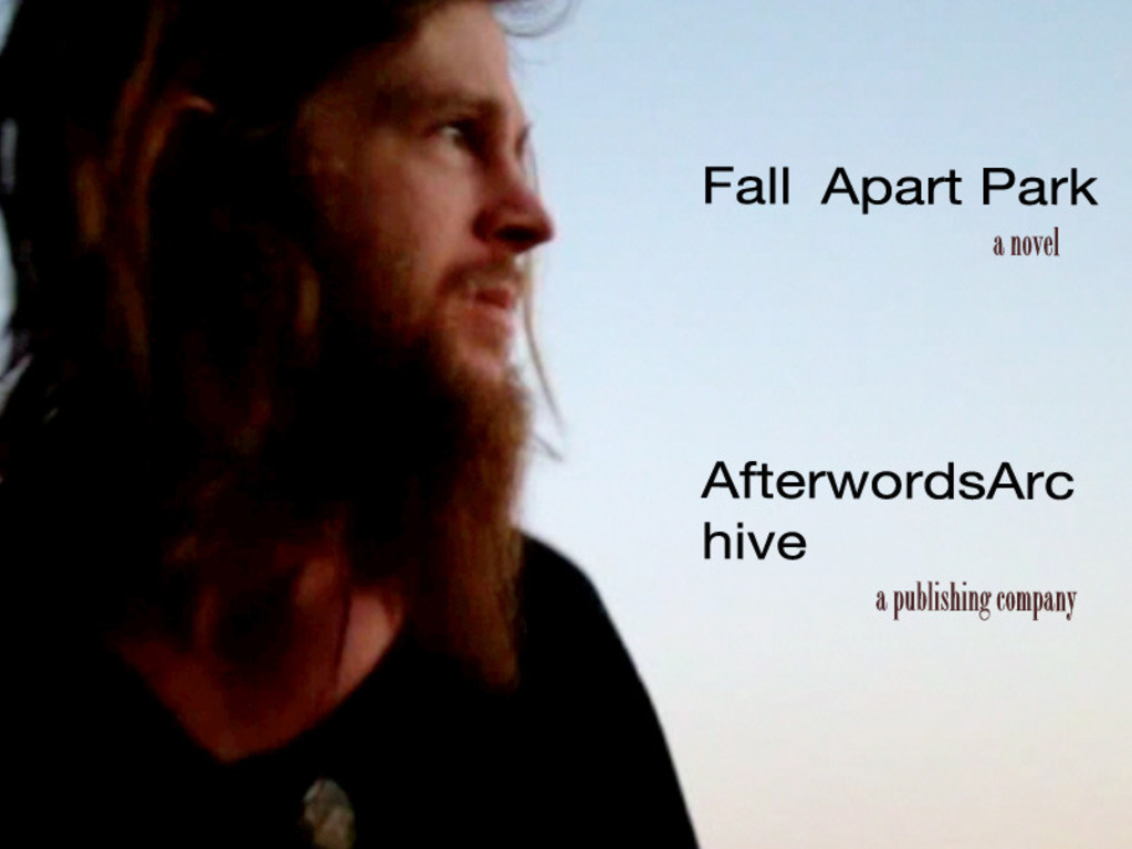 Fall Apart Park ~ Afterwords Archive's 1st Home-Brewed Book's video poster