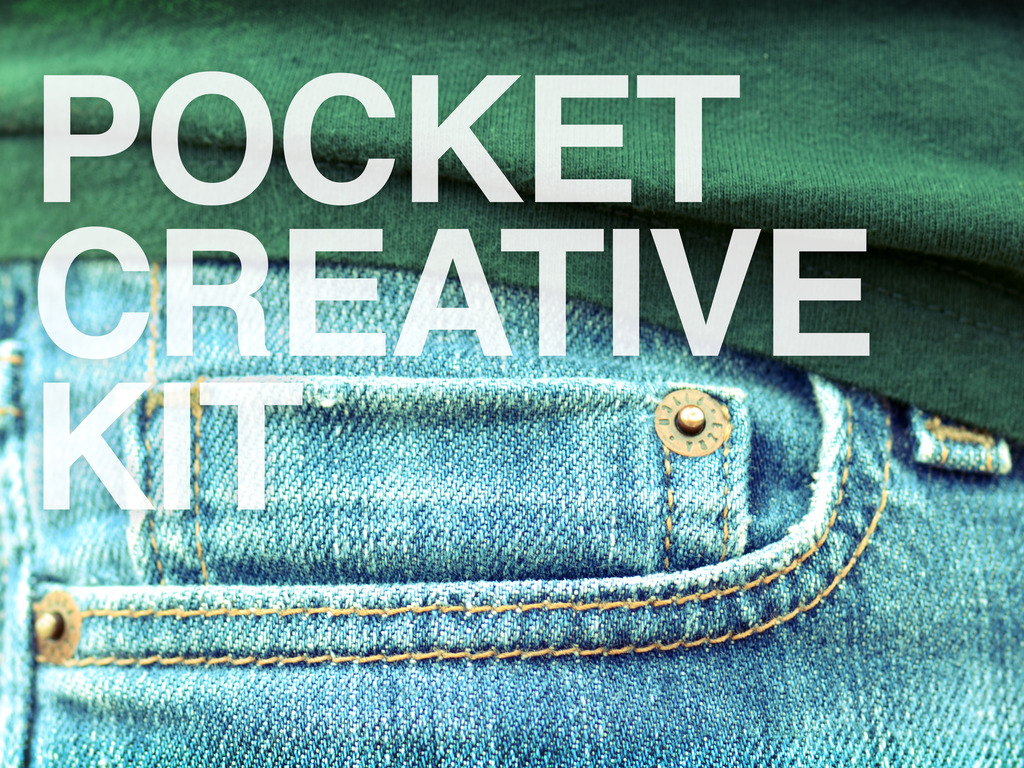 Pocket Creative Kit: original sound effects on-the-go's video poster