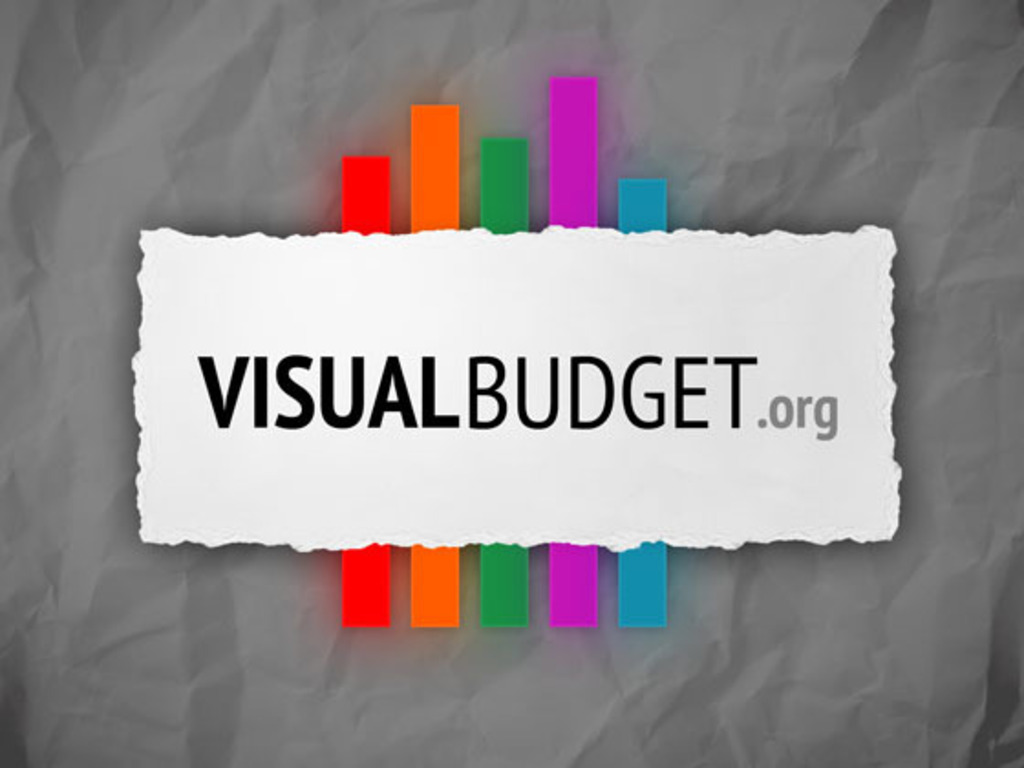 Visual Budget - an Interactive Guide to the Federal Budget's video poster
