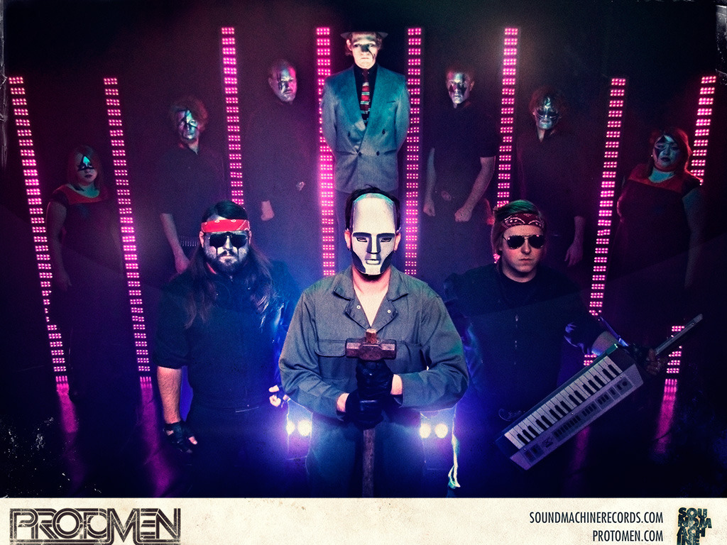 The Official Protomen Documentary's video poster