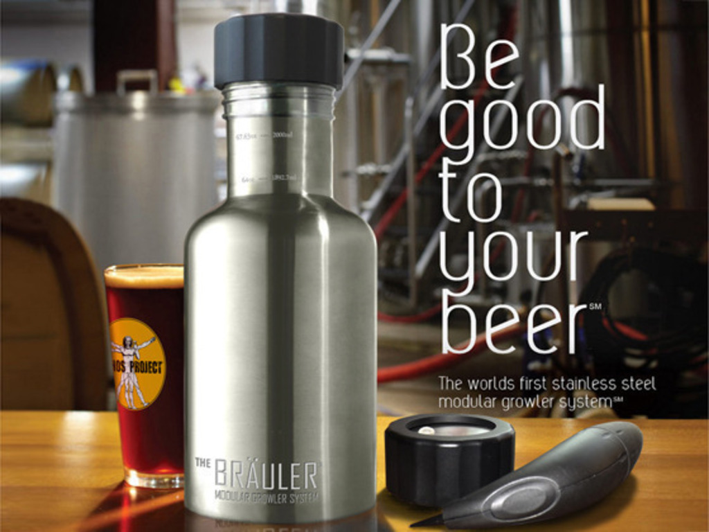 The FreshCap™ Hits the Beer Scene-CO2 INJECTION SYSTEM's video poster