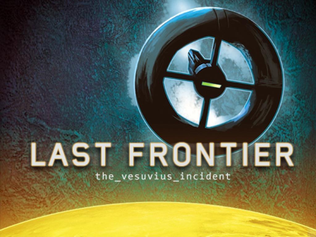 Last Frontier: The Vesuvius Incident & The Artifact -Reprint's video poster