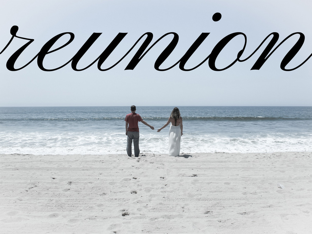 REUNION's video poster