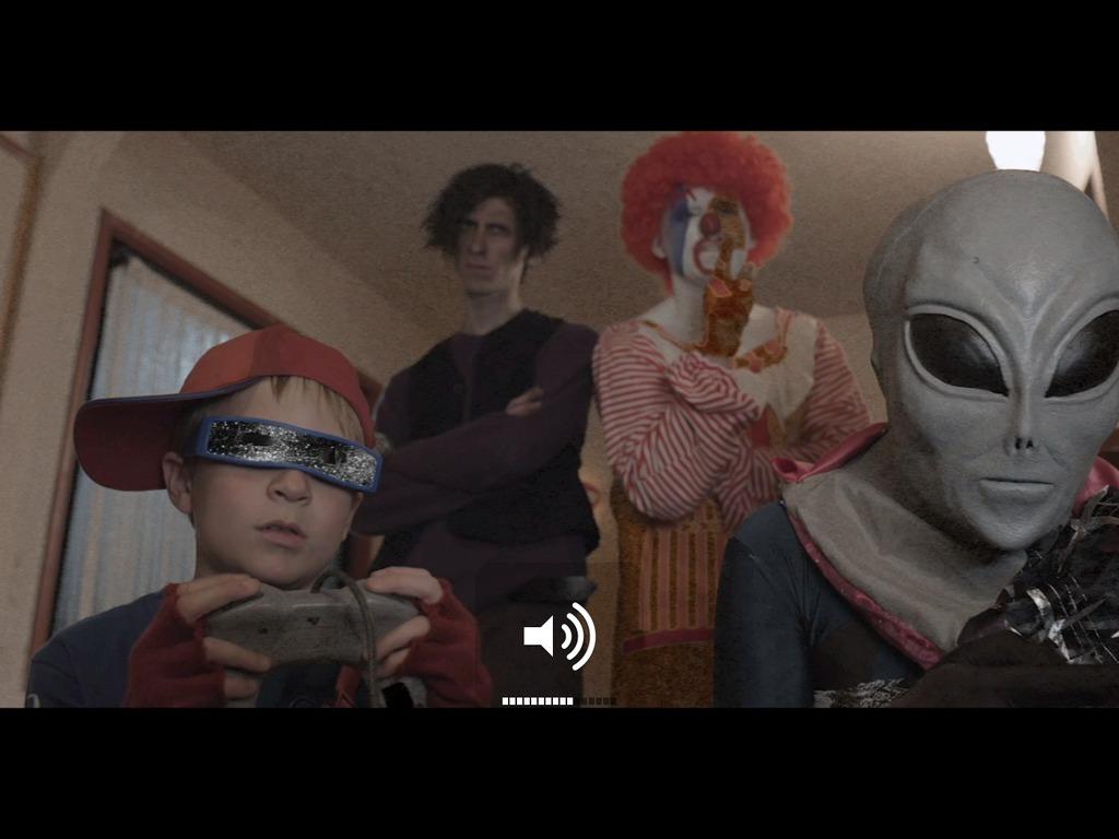ILLUMINATI PUPPET-A sci fi conspiracy  FEATURE FILM's video poster