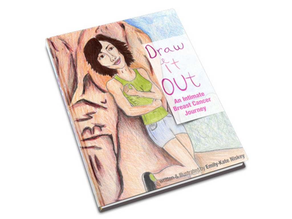 Draw It Out - An Intimate Breast Cancer Journey's video poster