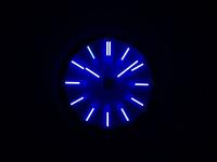 The Light Pipe Clock