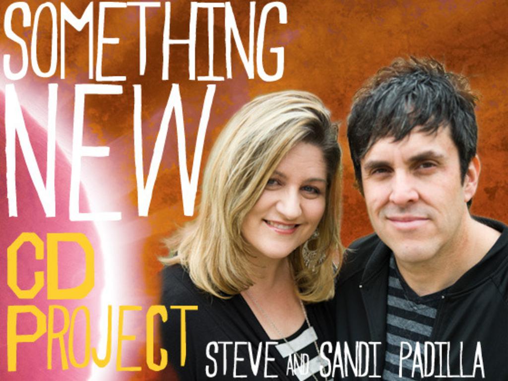 Steve and Sandi Padilla Worship CD Project's video poster