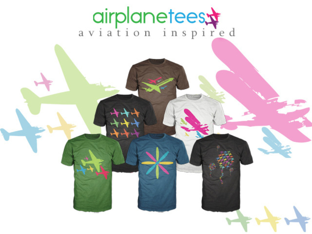 Airplane Tees - Vintage Retro Aviation Inspired Apparel's video poster