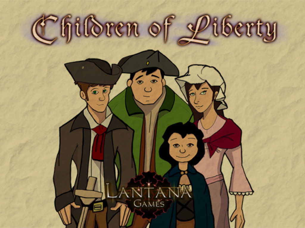 Children of Liberty - Historical Stealth Platformer's video poster