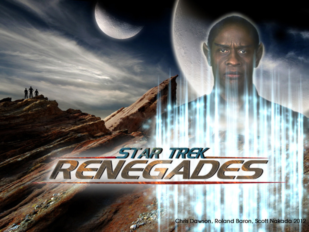 Star Trek: Renegades's video poster