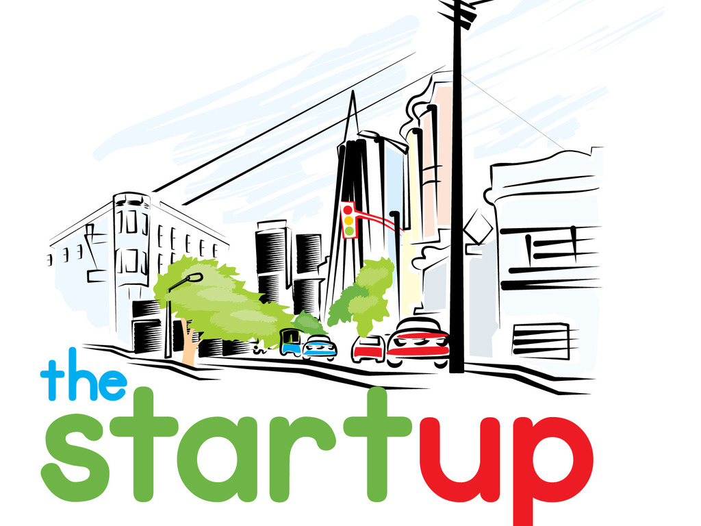the startup - a feature film's video poster