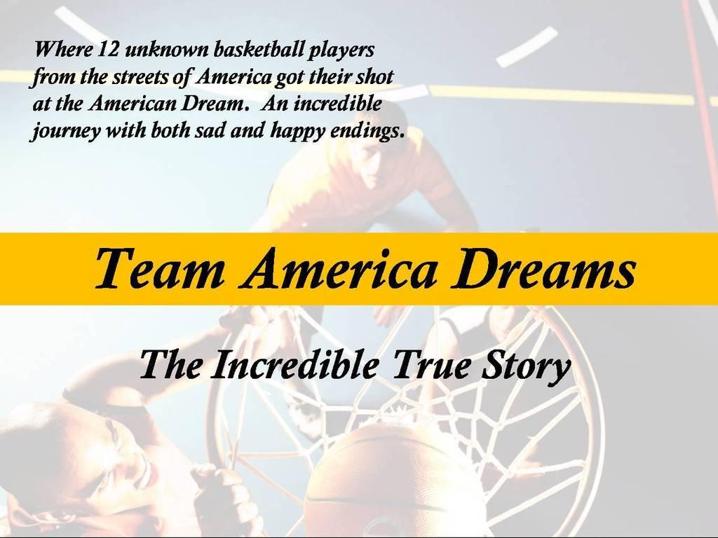 Team America Dreams's video poster