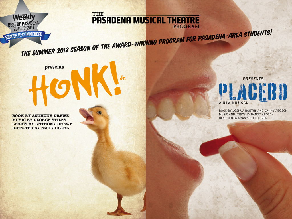 New Musicals: PMTP's Shows for Summer 2012's video poster