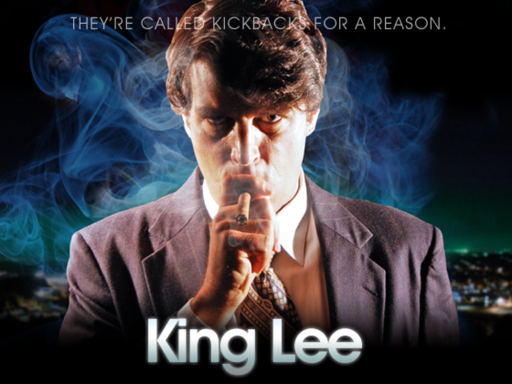 """Help make the feature film """"King Lee""""'s video poster"""