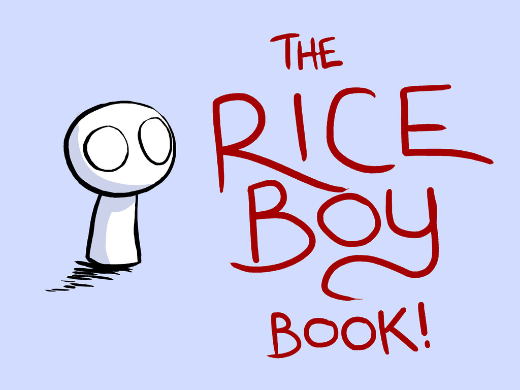 The Rice Boy Book's video poster