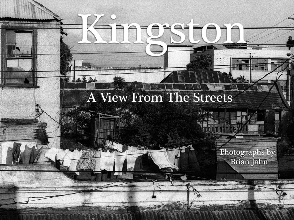 Kingston: A view from the streets's video poster