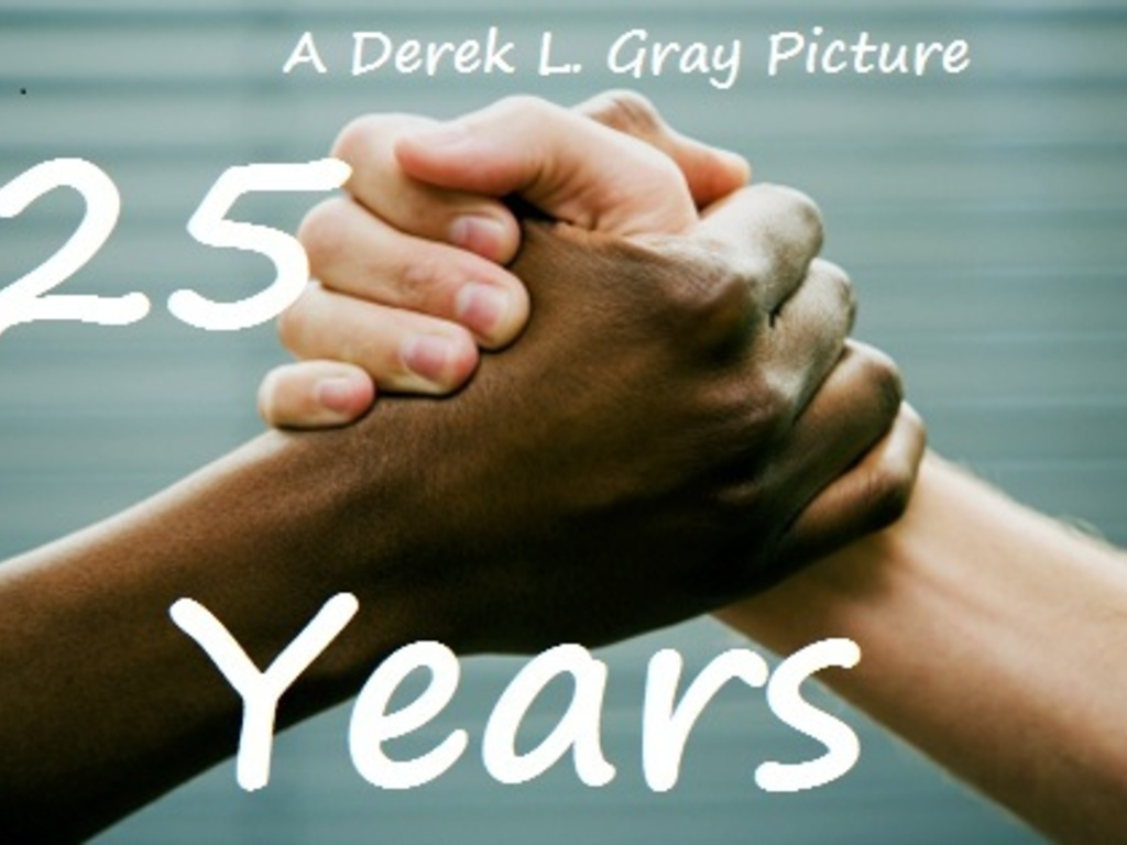 25 Years-A Feature Film's video poster