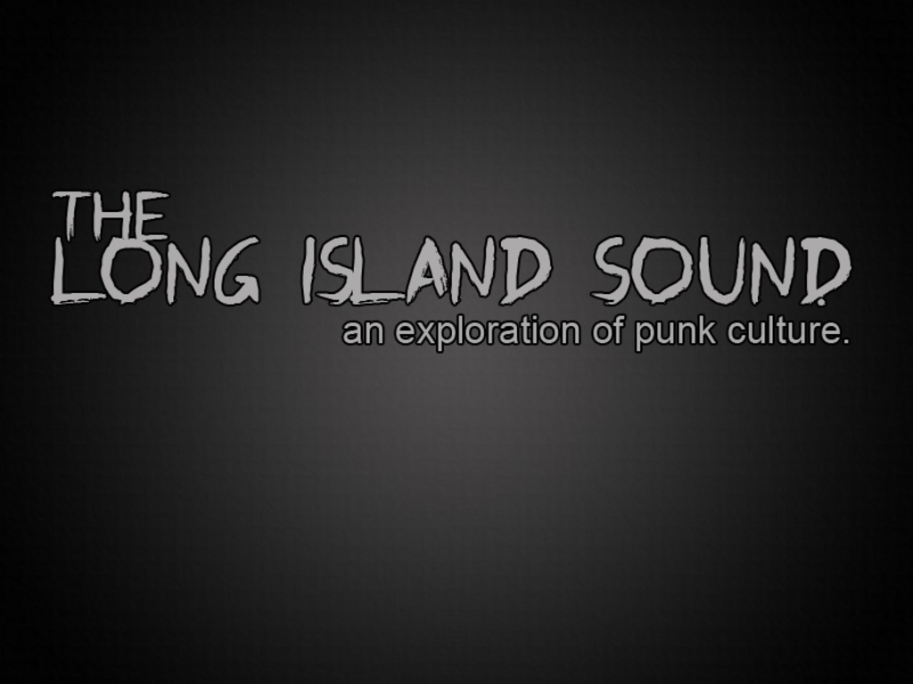 The Long Island Sound: An Exploration Of Punk Culture's video poster