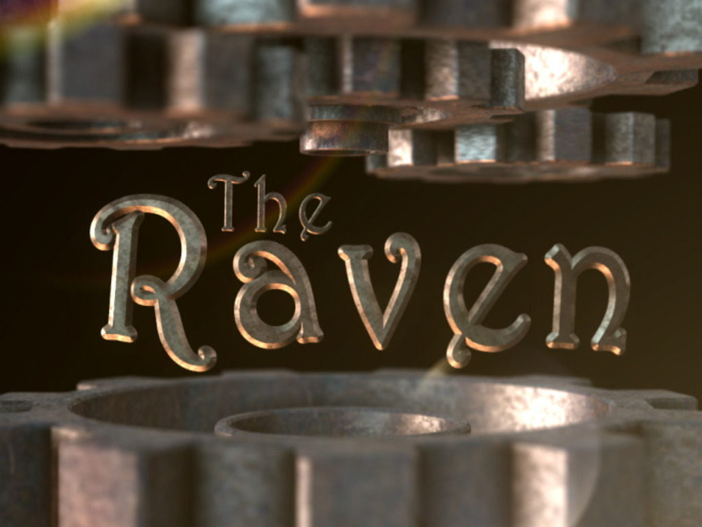 The Raven's video poster