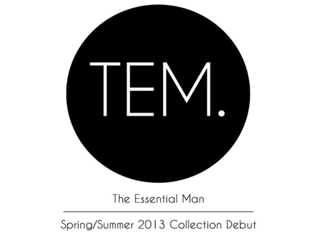 The Essential Man: Spring/Summer 2013 Collection Debut's video poster