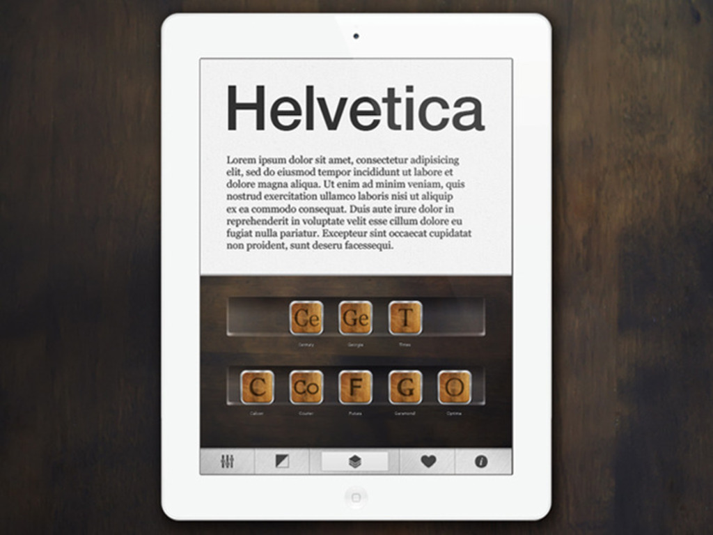 Typeset - Typography App That Matches Typefaces's video poster