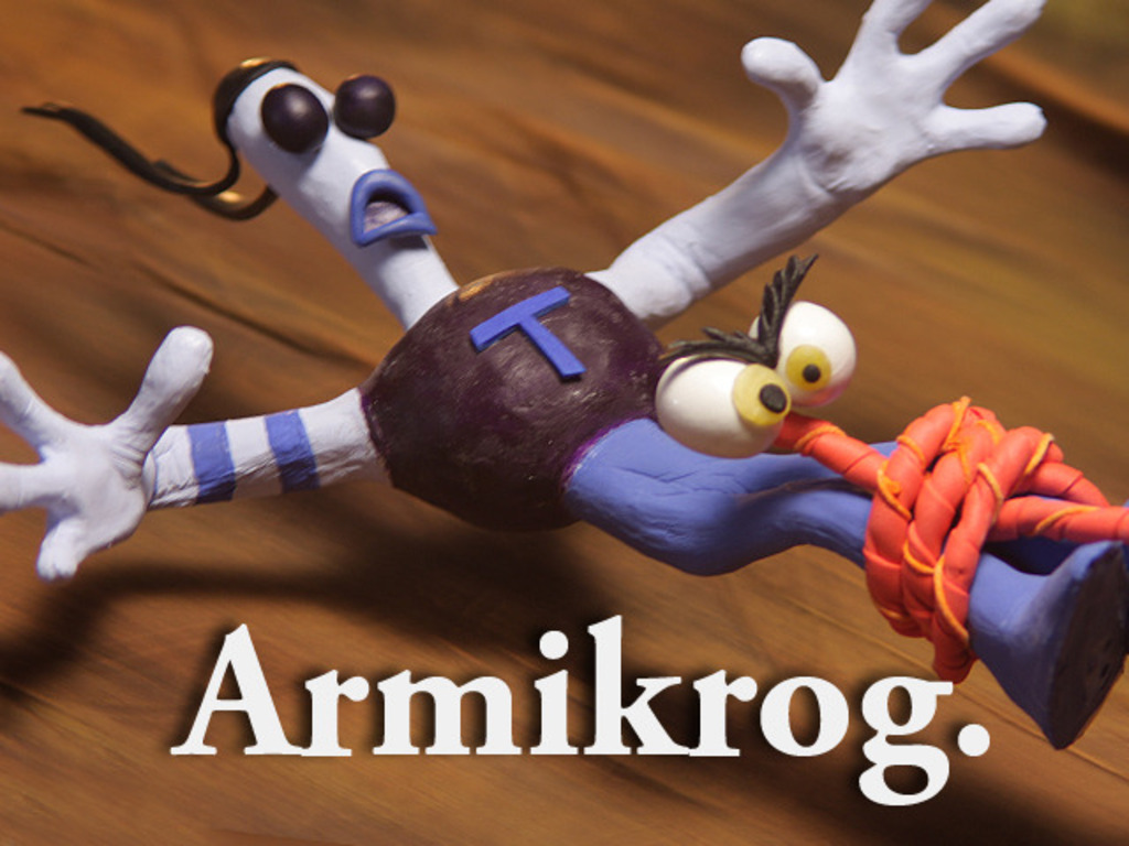 Armikrog.'s video poster