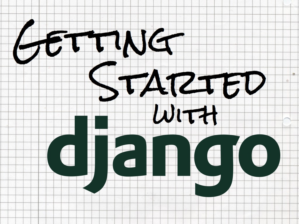 Getting Started With Django's video poster