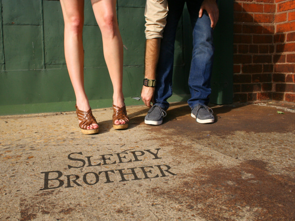 Sleepy Brother's first EP Album!'s video poster