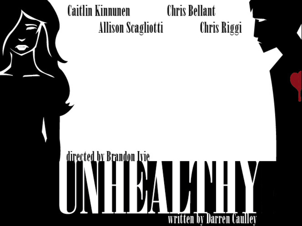Unhealthy - a dramatic thriller presented at HERE Theatre's video poster