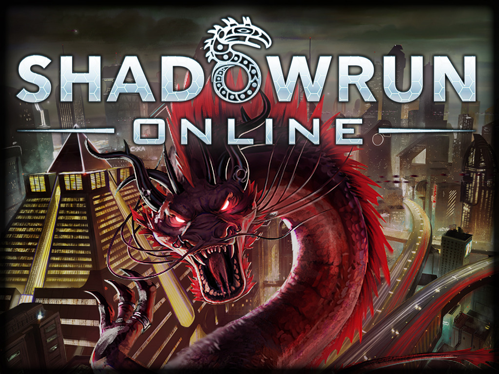 Shadowrun Online's video poster