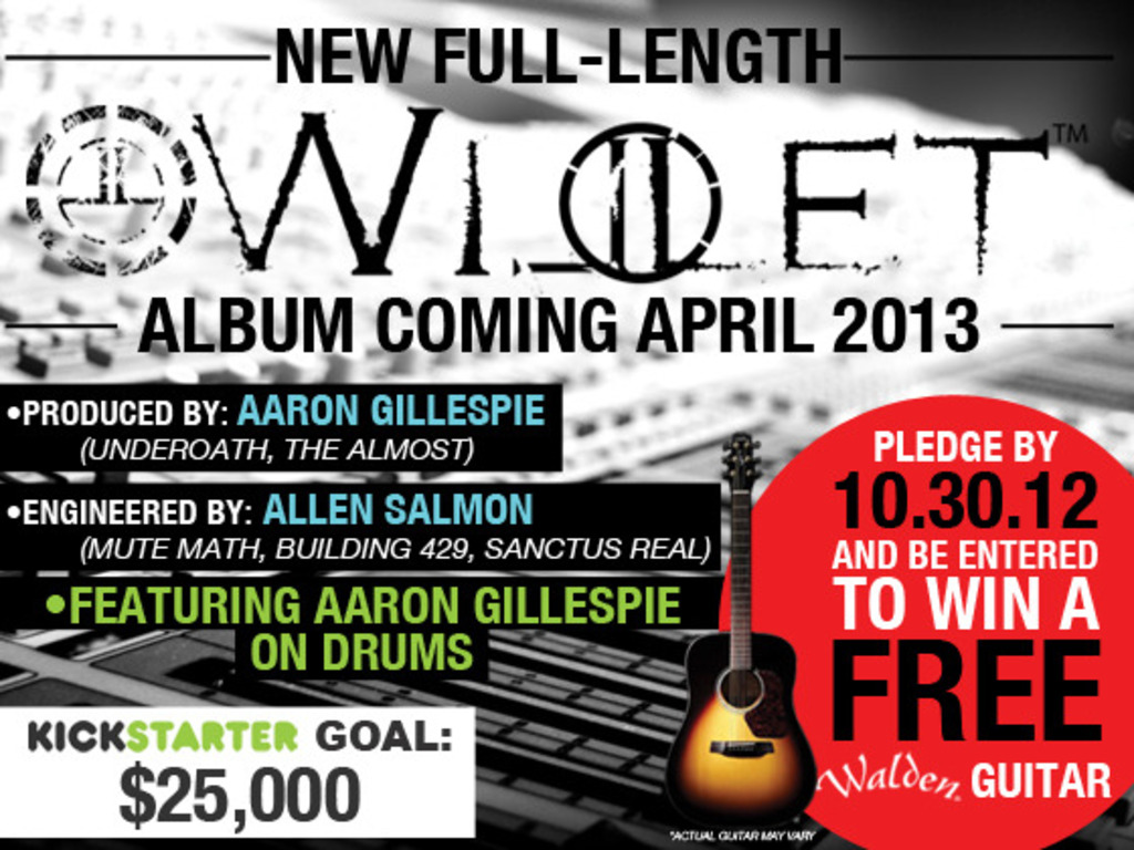 WILLET Full-Length Album(featuring Aaron Gillespie on drums)'s video poster